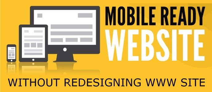 Mobile-Friendly website design