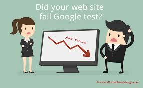 Did your website fail Google's mobile friendly test?